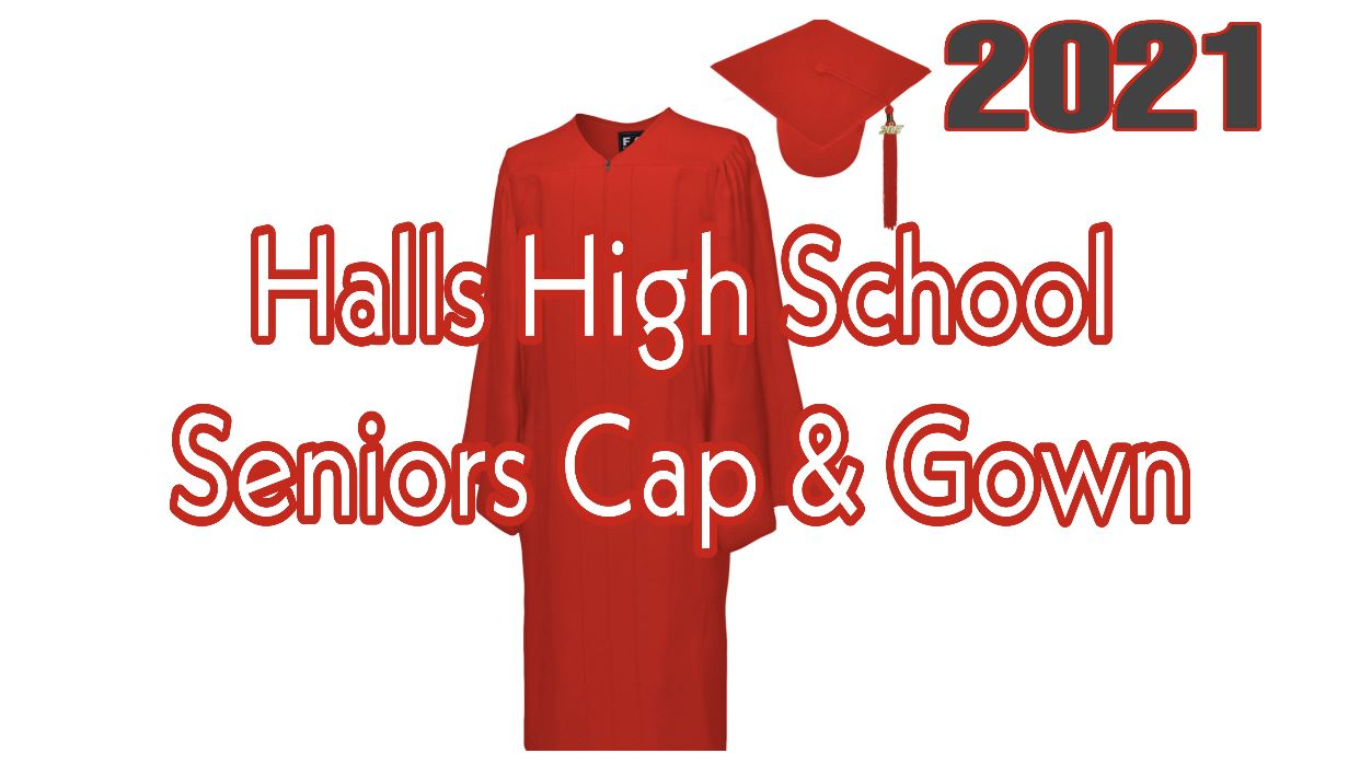 Seniors Cap & Gown 2021